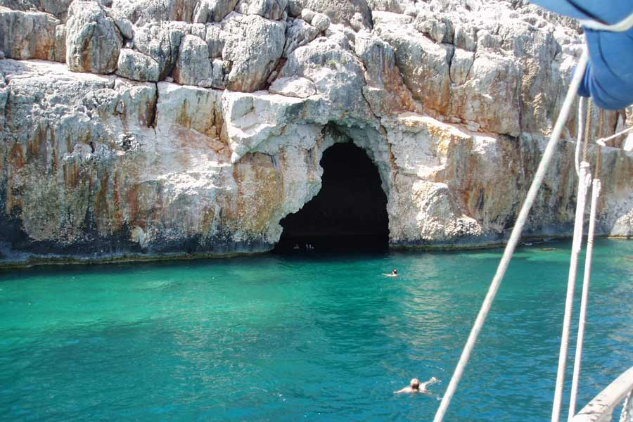Gokkaya Bay Turkey